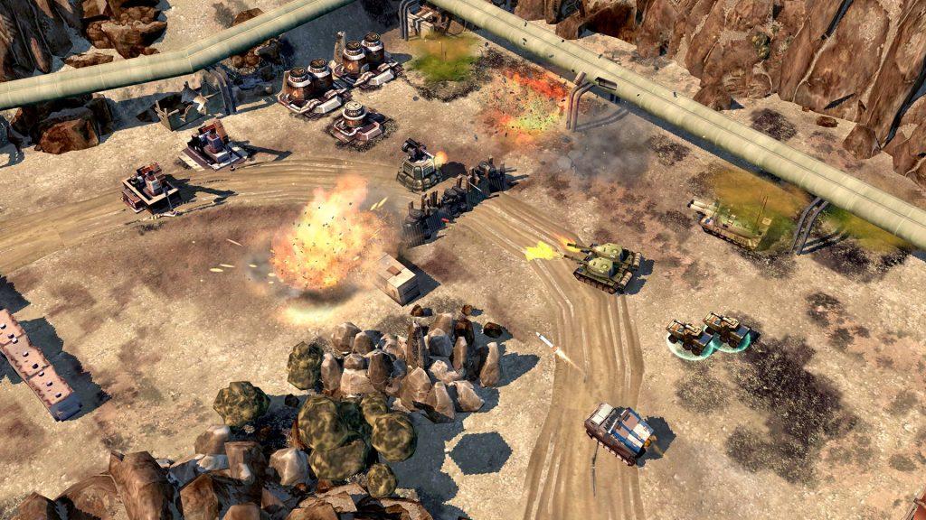 War Commander: Rogue Assault Screenshot 1