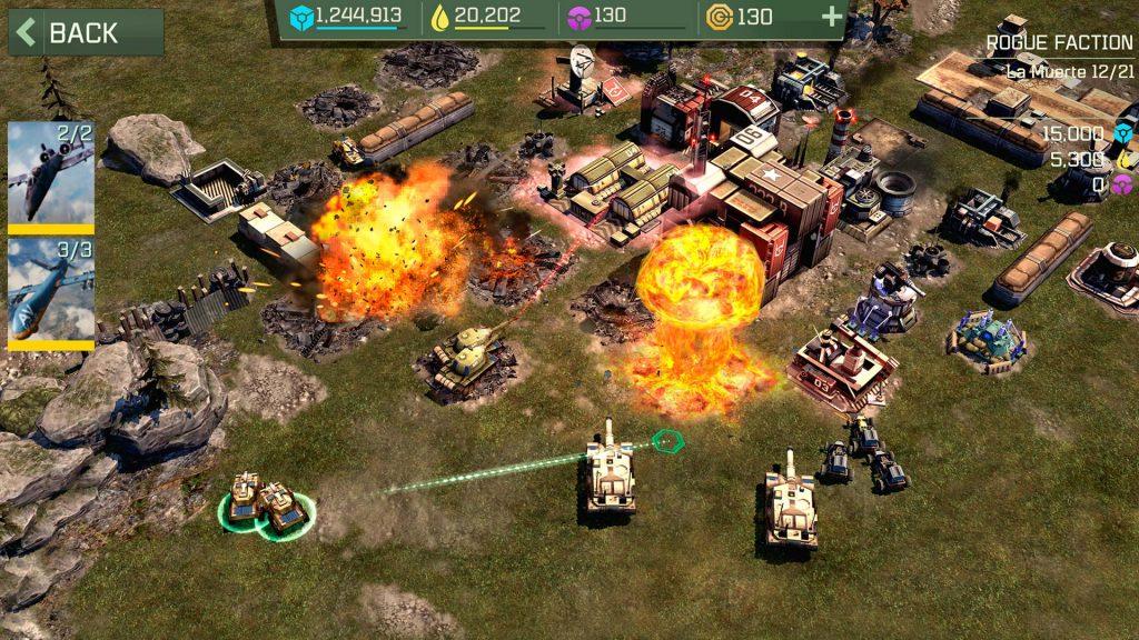 War Commander: Rogue Assault Screenshot 3