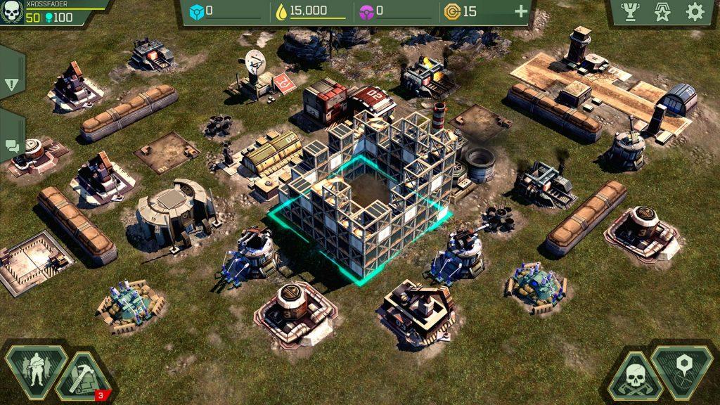 War Commander: Rogue Assault Screenshot 4
