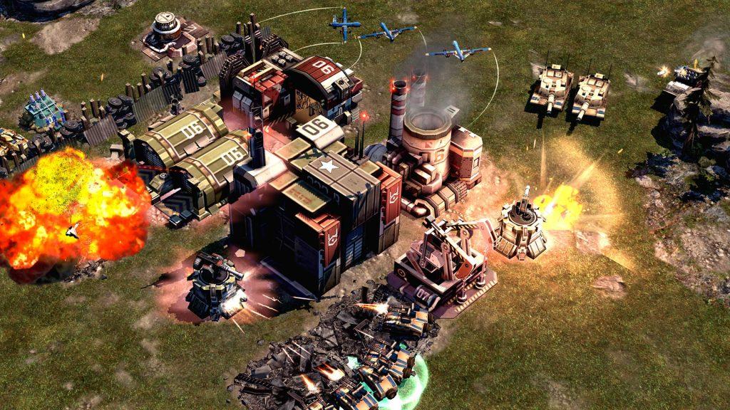 War Commander: Rogue Assault Screenshot 2
